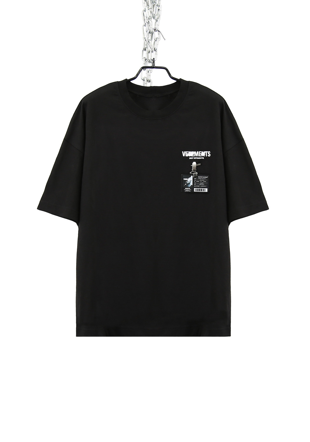FAKE BURN BACK T-SHIRTS (VET***NTS)