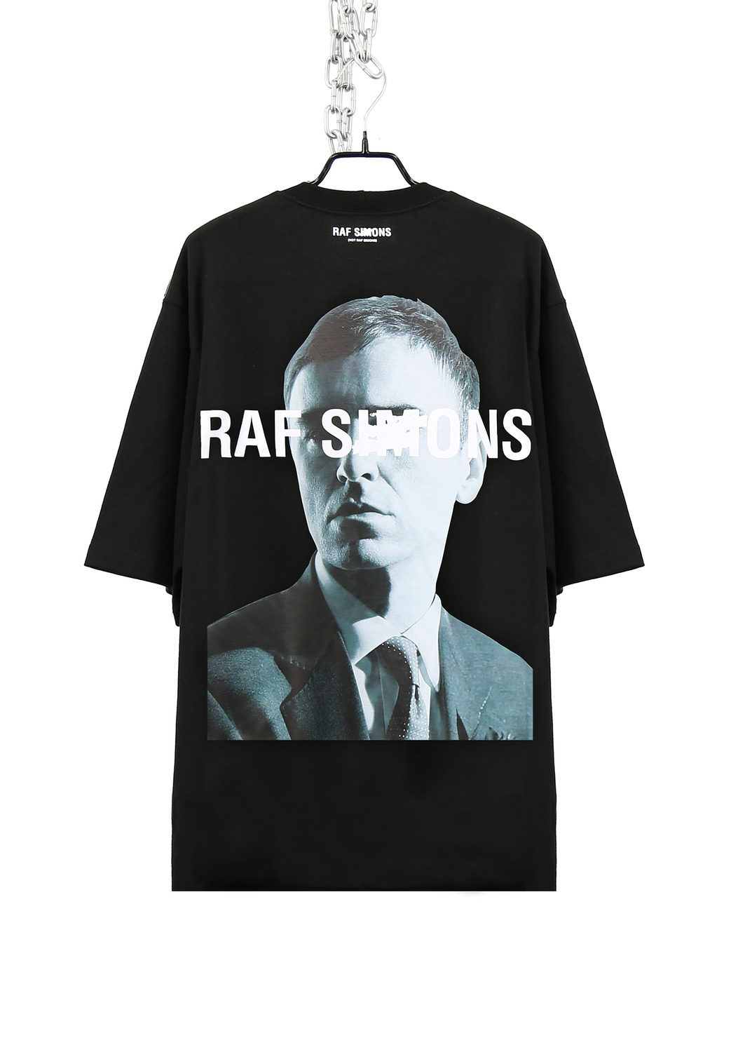 FAKE FACE LONG T-SHIRTS (R*F S*M*NS)