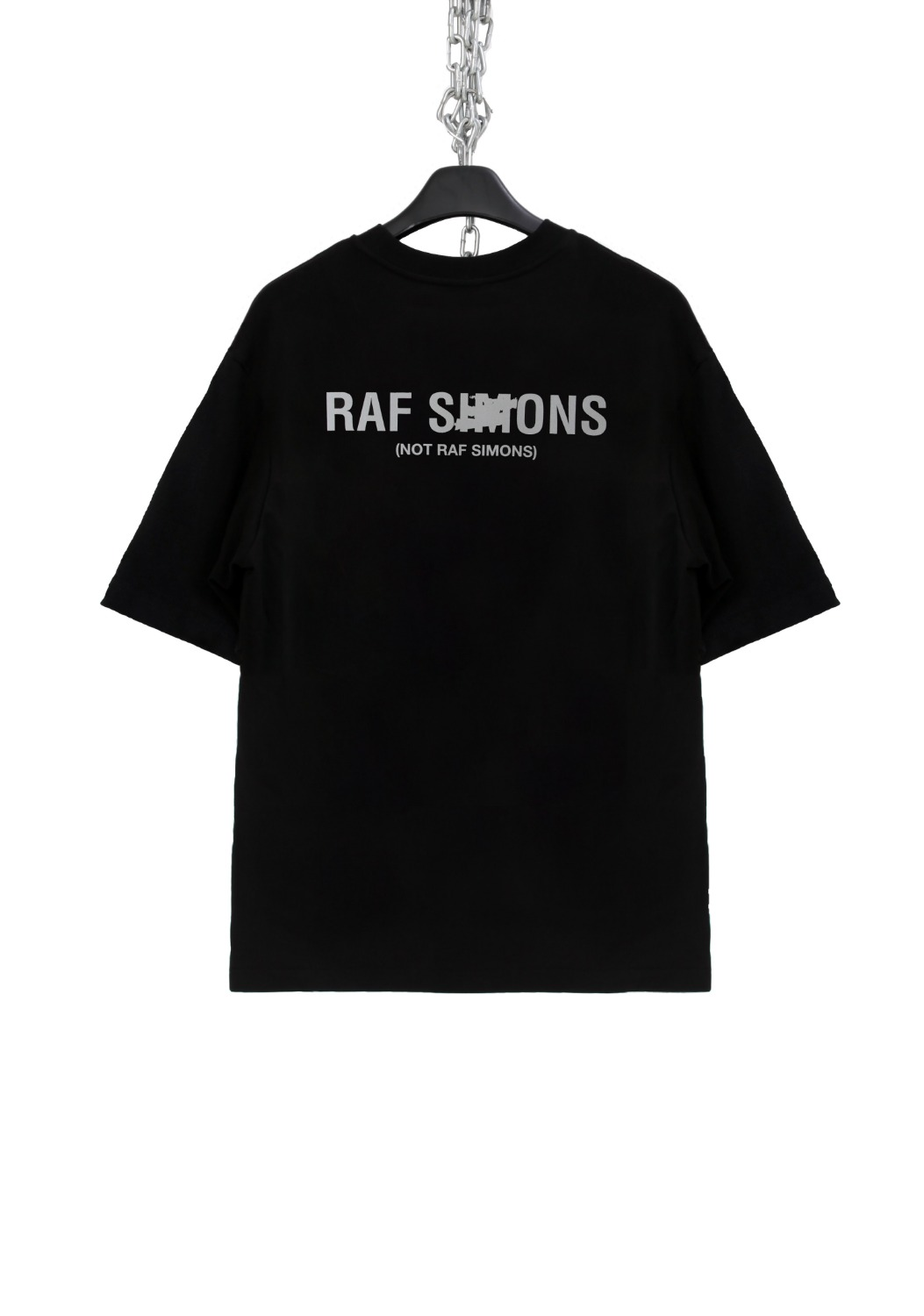 FAKE LOGO T-SHIRTS SCOTCH (RAF)