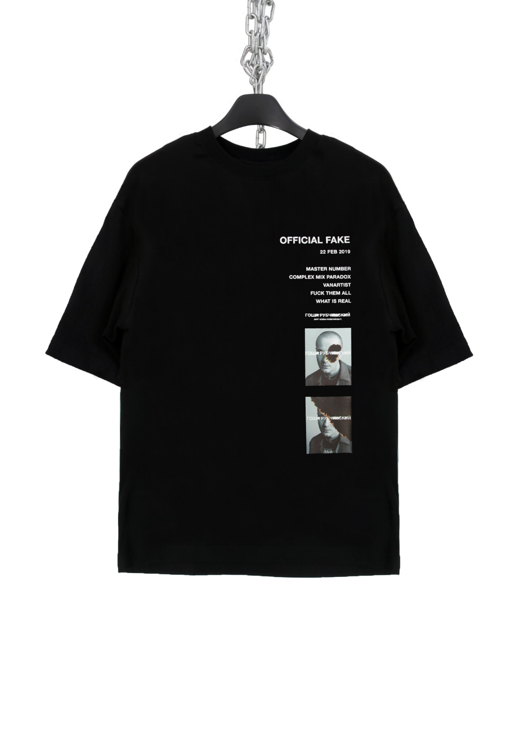 OF T-SHIRTS (GOSHA)