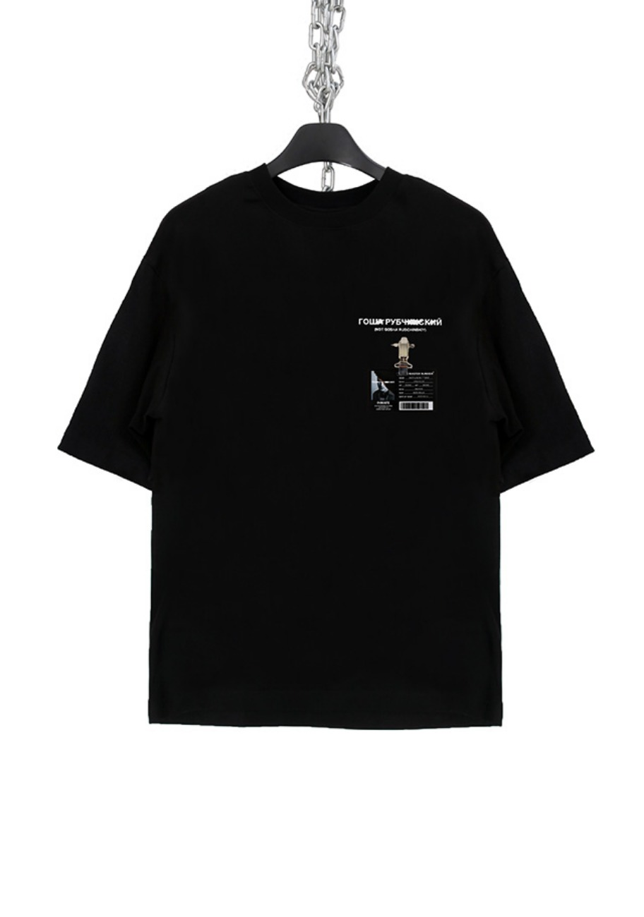 FAKE BURN T-SHIRTS (GOSHA)
