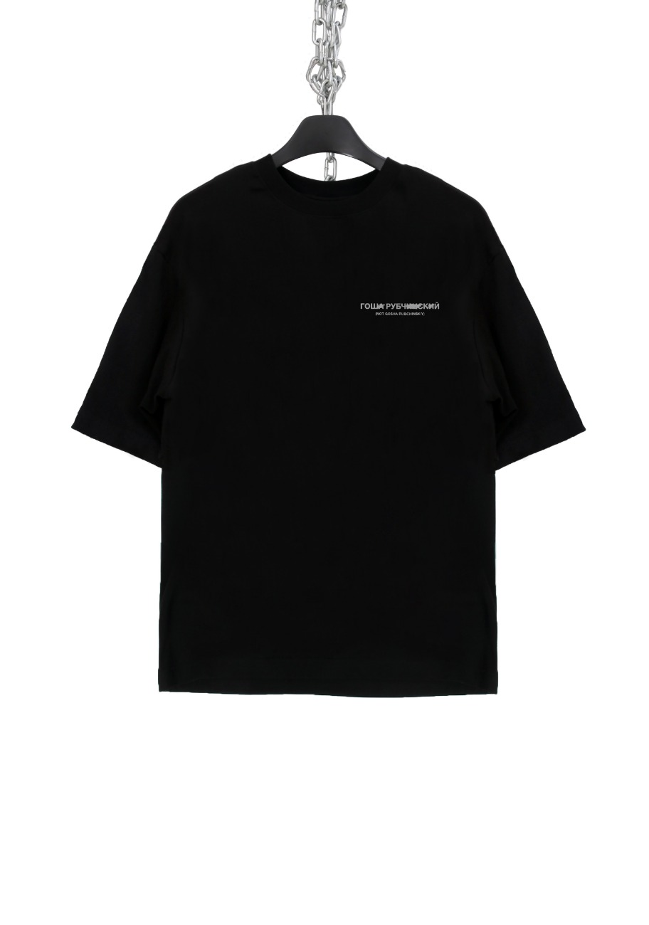 FAKE LOGO T-SHIRTS SCOTCH (GOSHA)