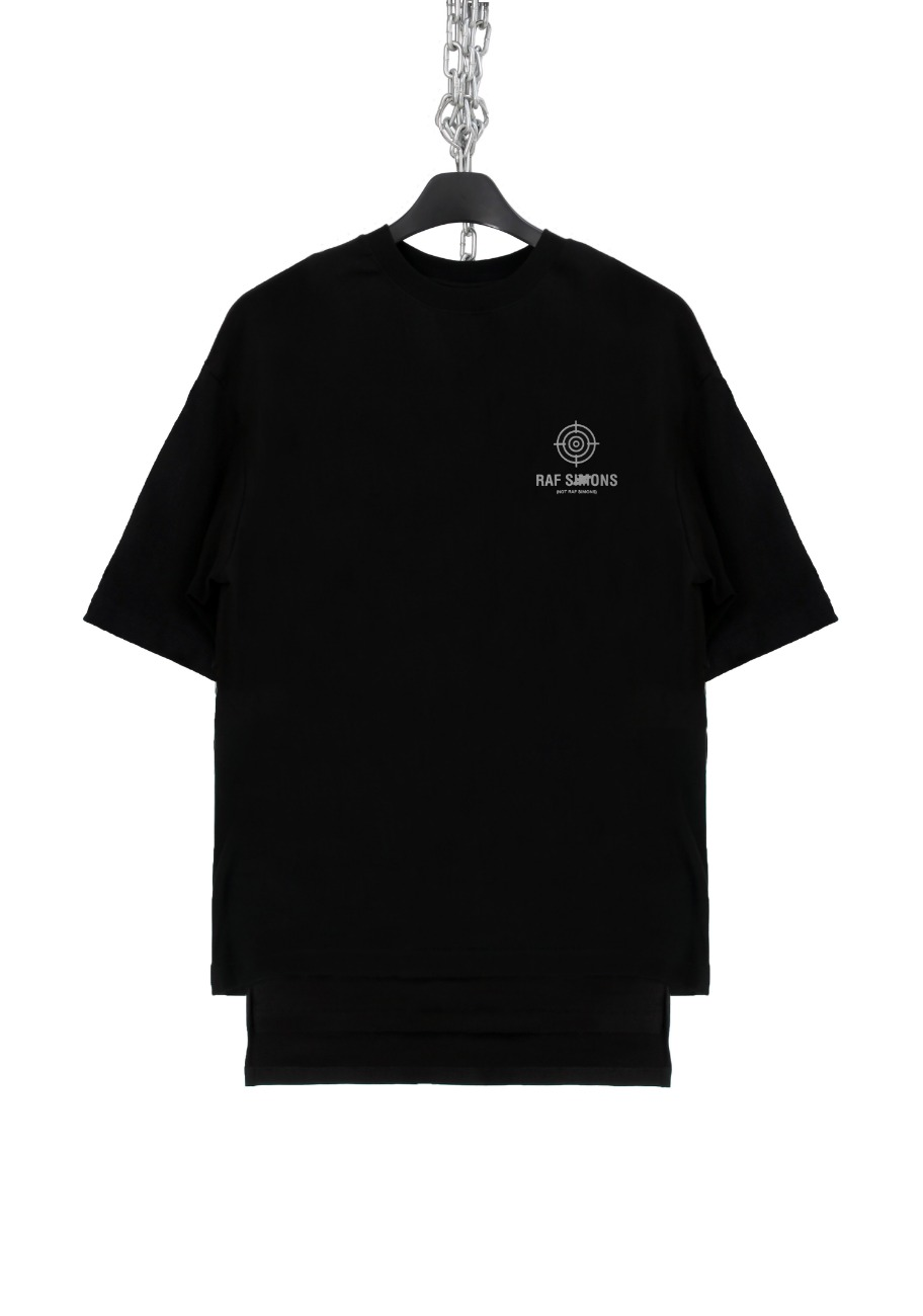 FAKE BACK SLIT T-SHIRTS SCOTCH(RAF)