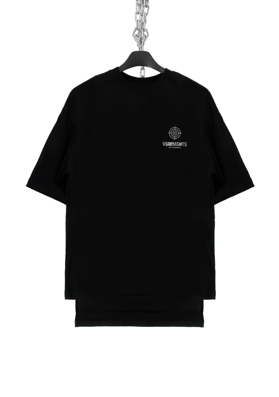 FAKE BACK SLIT T-SHIRTS SCOTCH(VET)