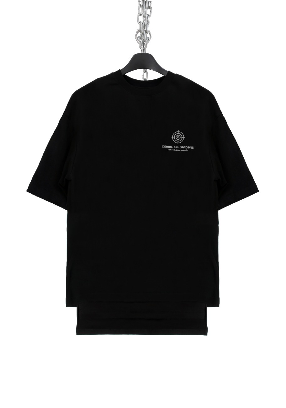 FAKE BACK SLIT T-SHIRTS SCOTCH(COMM)