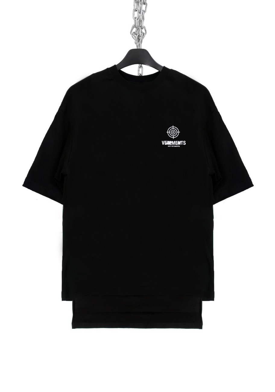 FAKE BACK SLIT T-SHIRTS (VET)