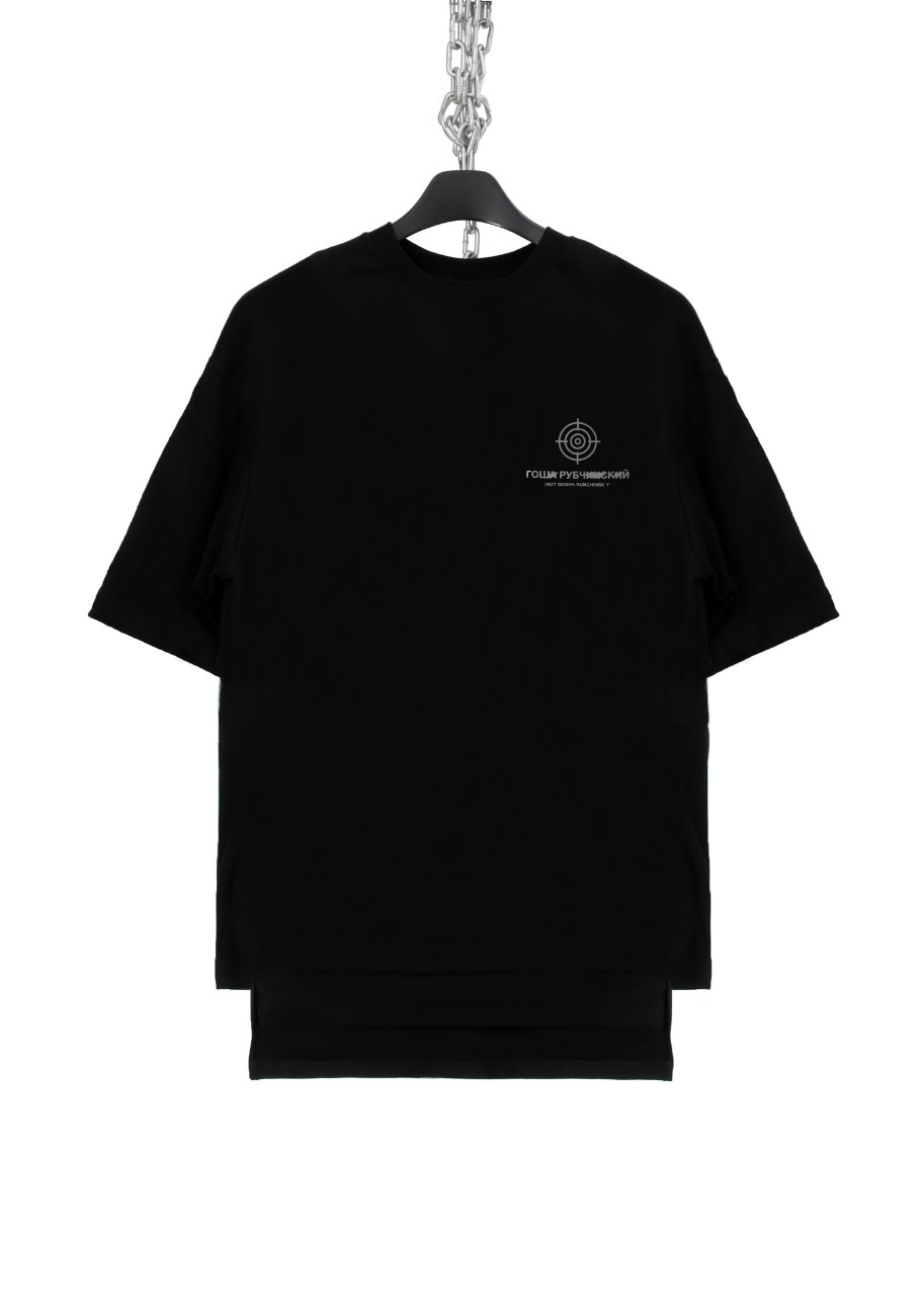 FAKE BACK SLIT T-SHIRTS SCOTCH(GOSHA)